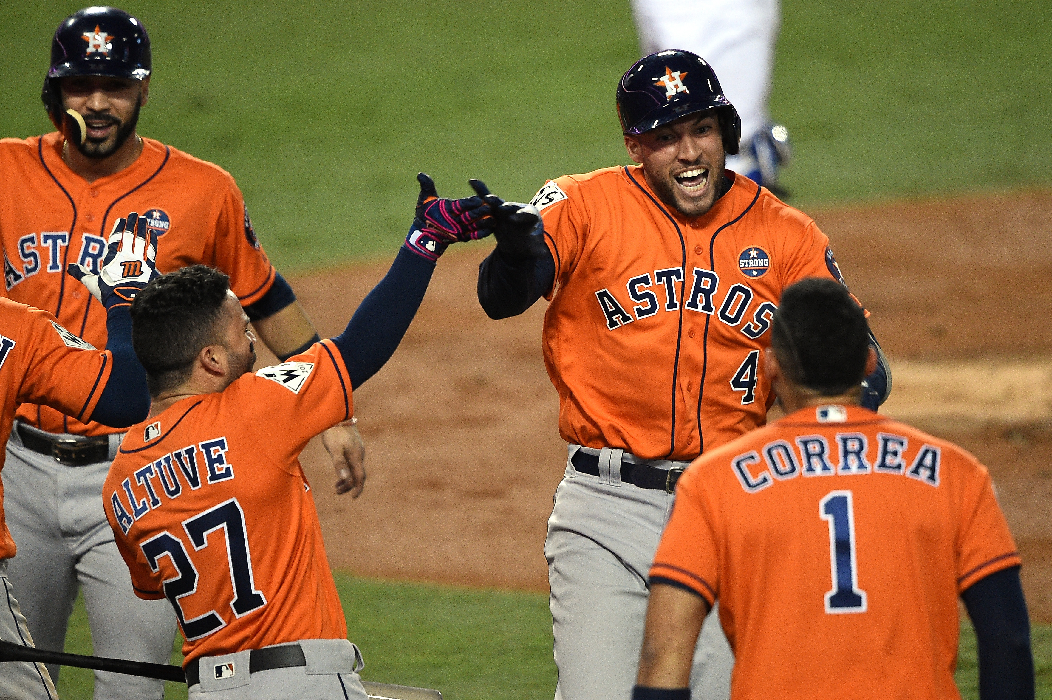 Astros defeat Dodgers 5-1 in Game 7 to end 55-year championship drought