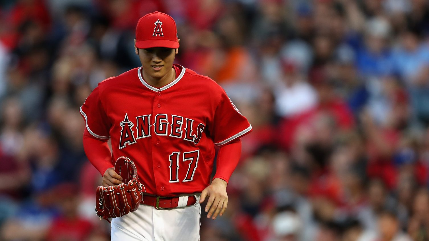 Ohtani first All-Star picked as pitcher, position player