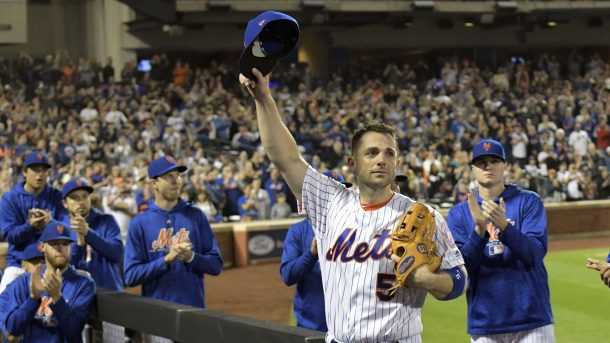 Video Mets Honor David Wright In His Final Game