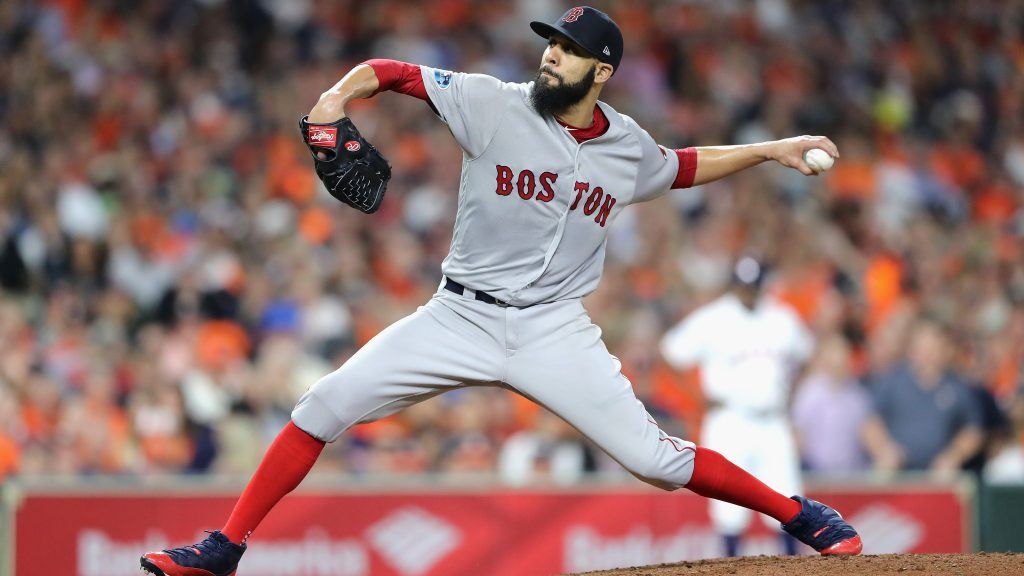 David Price outduels Justin Verlander, sends Red Sox to World Series