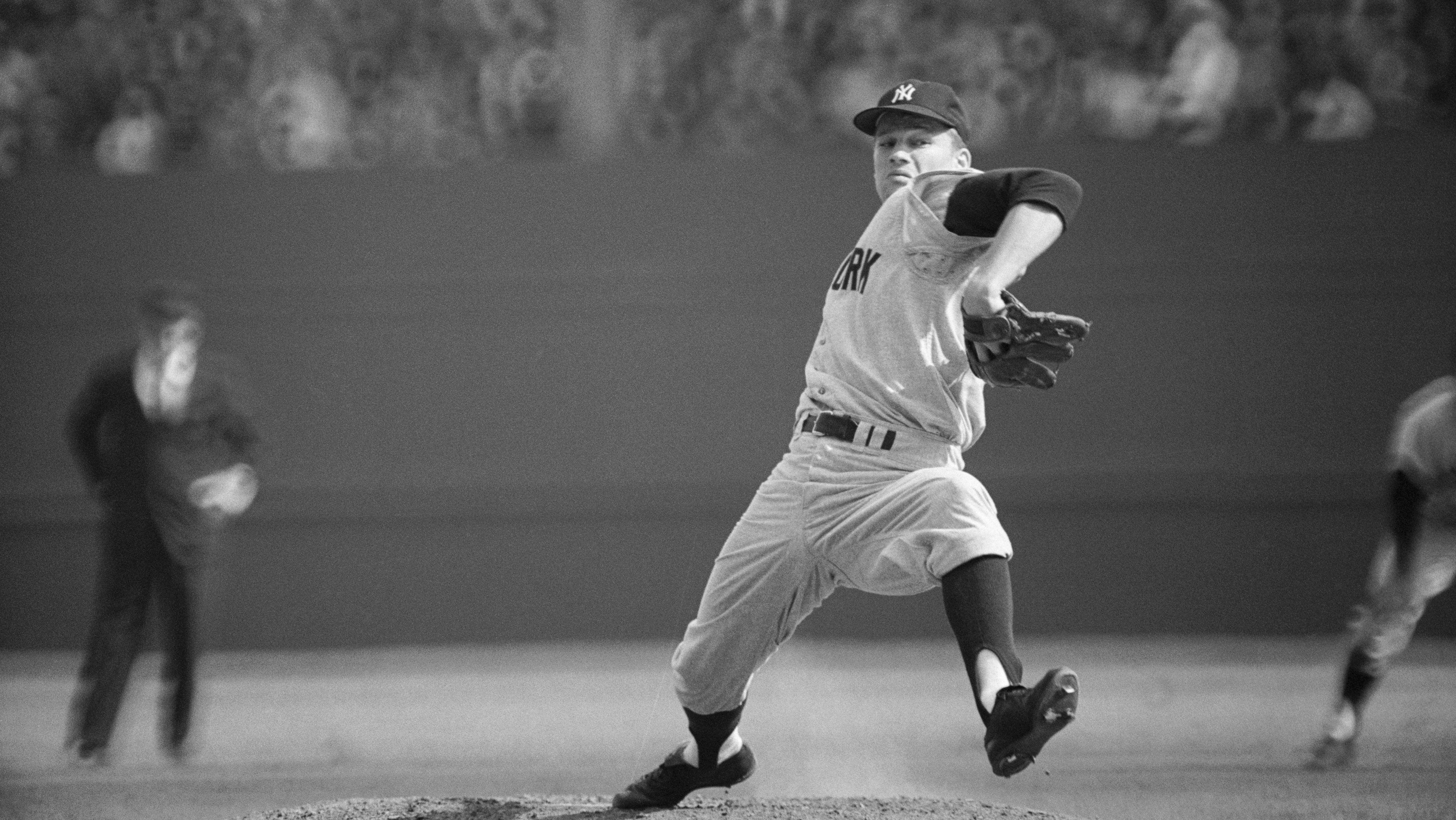 Baseball and literary legend Jim Bouton has died
