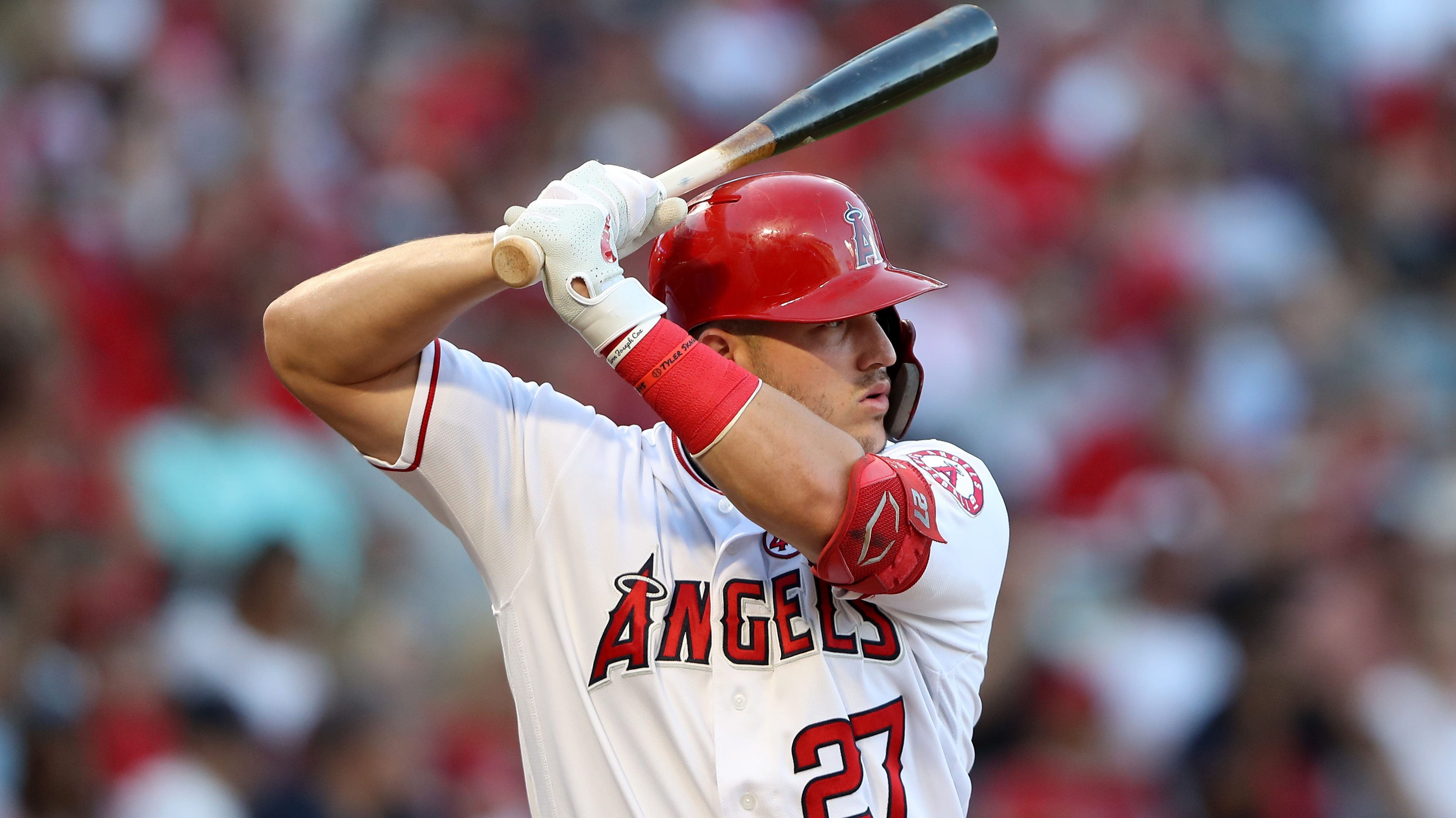 Mike Trout voted 2019 American League Most Valuable Player