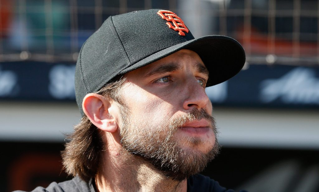 Madison Bumgarner has been competing in rodeos under a fake name