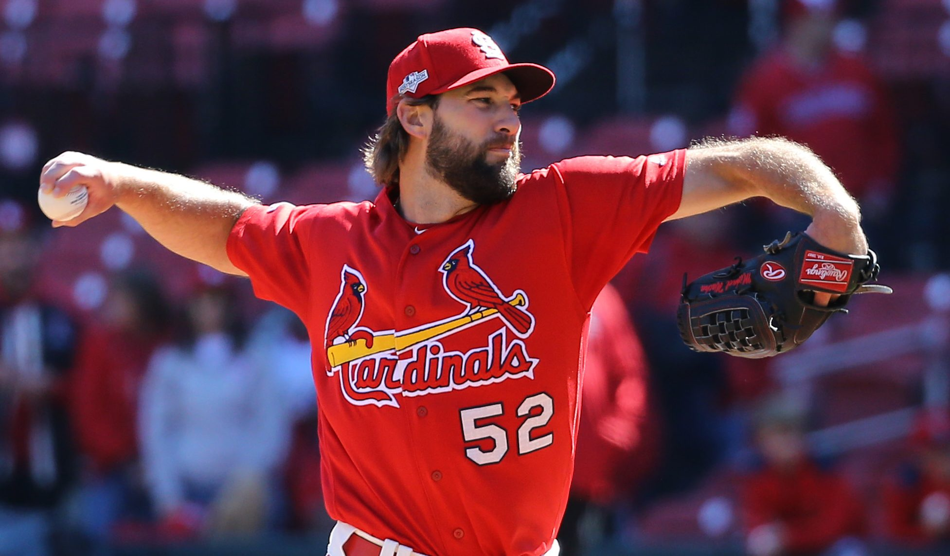 Mets are finalizing a one-year deal for Michael Wacha