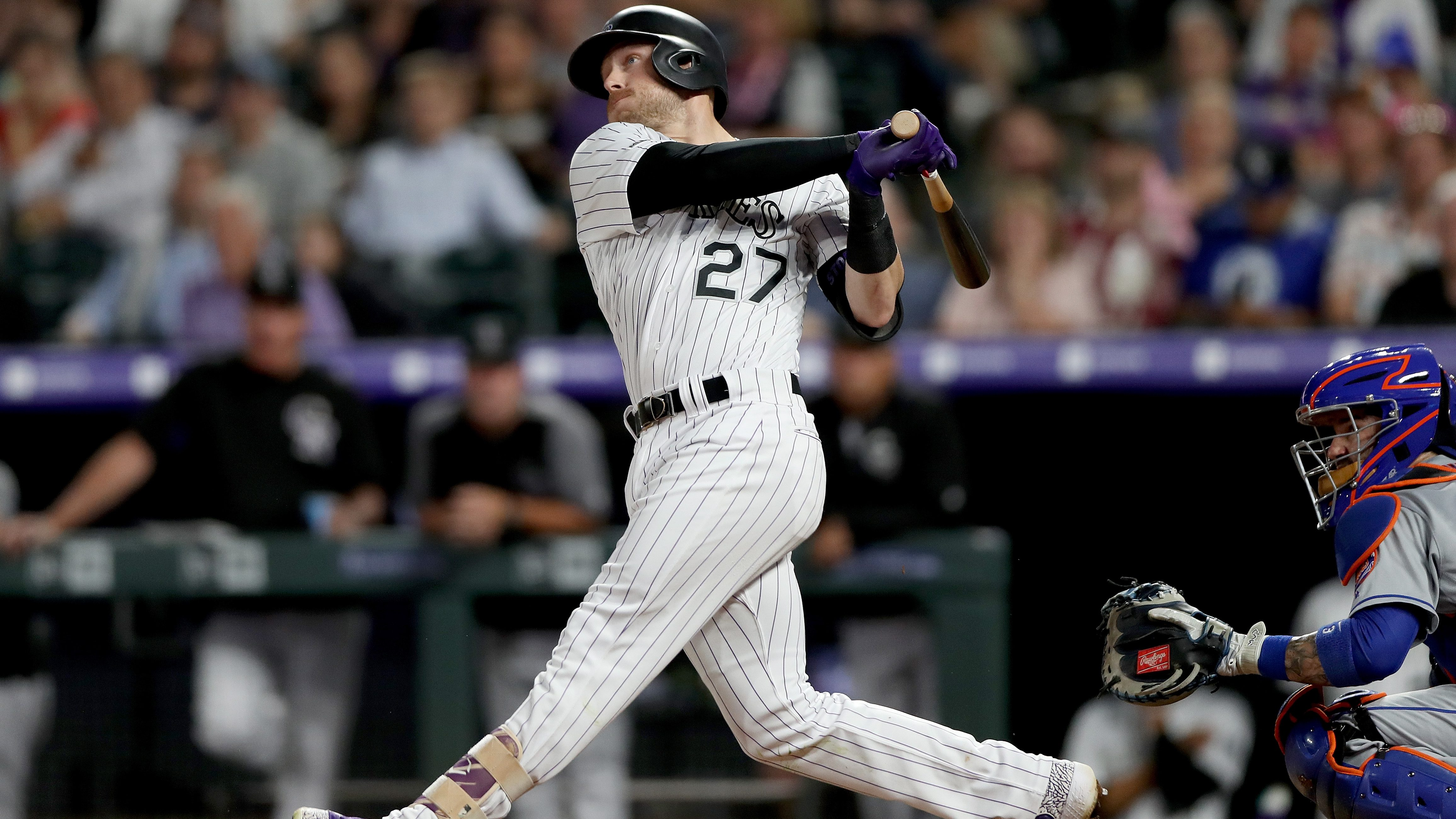 Rockies, Trevor Story agree on two-year, $27.5 million contract