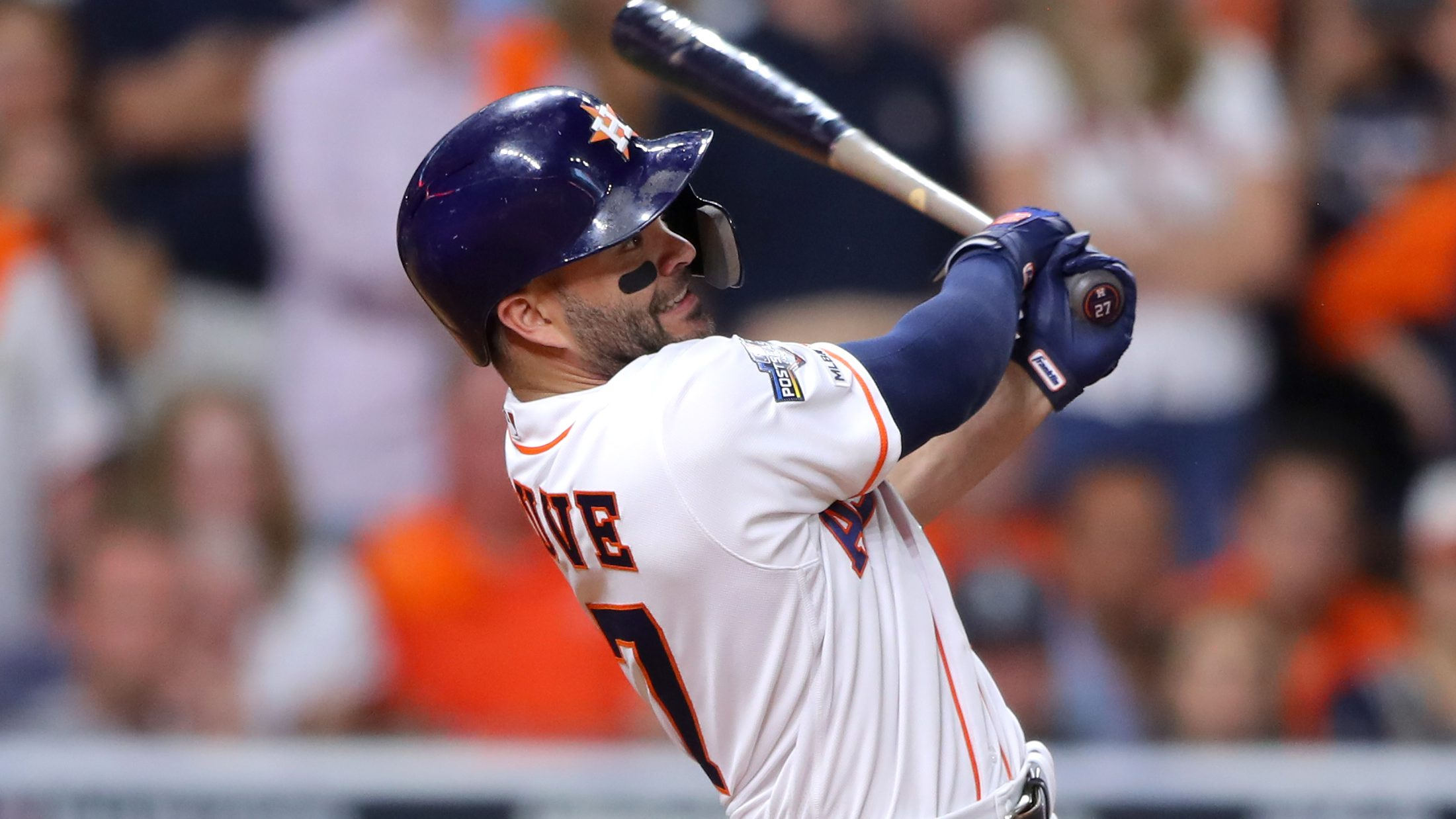 Players abuzz over latest allegations against Astros