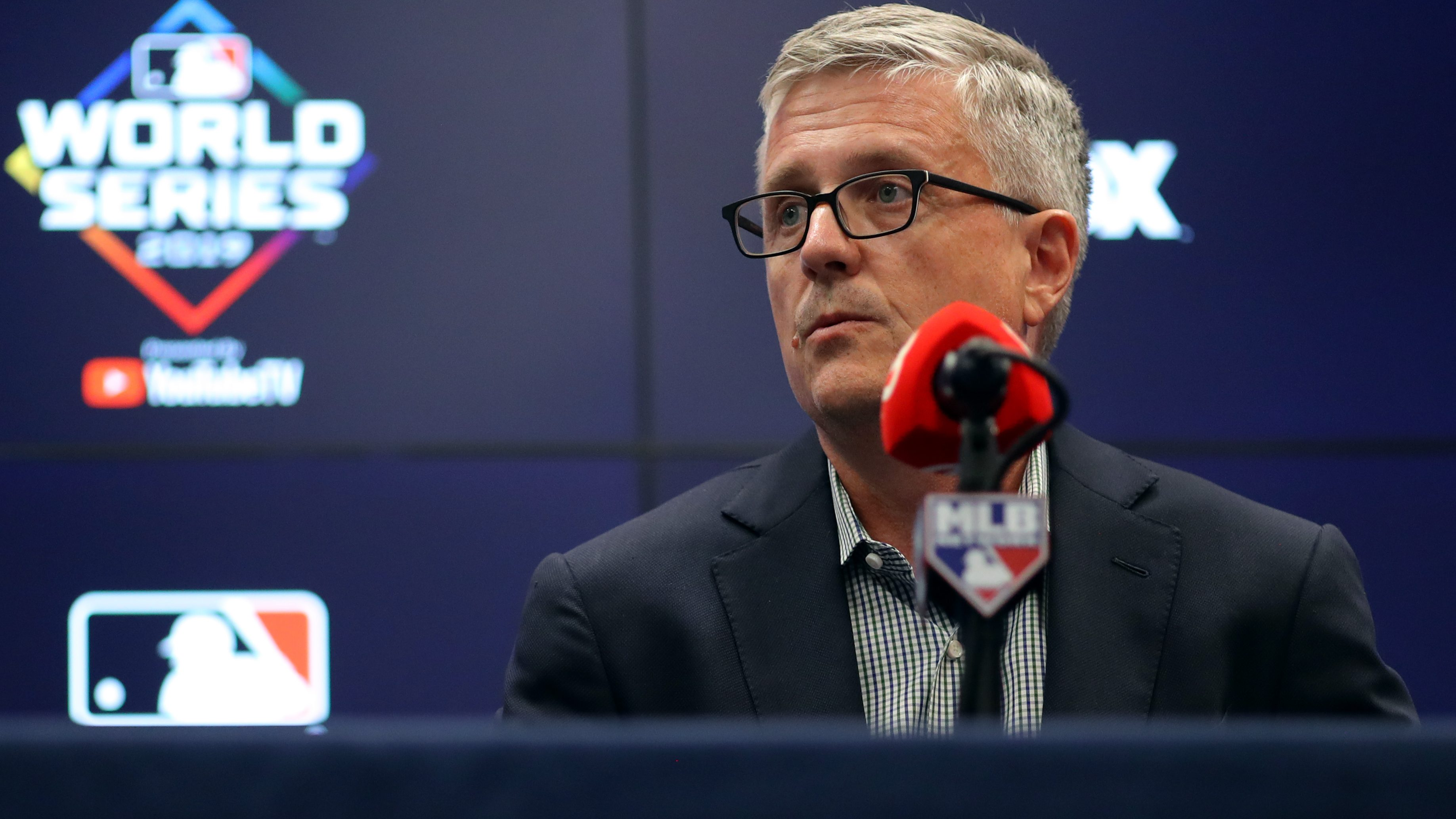 Report: Astros front office involved in cheating efforts going back to 2016 - HardballTalk | NBC Sports