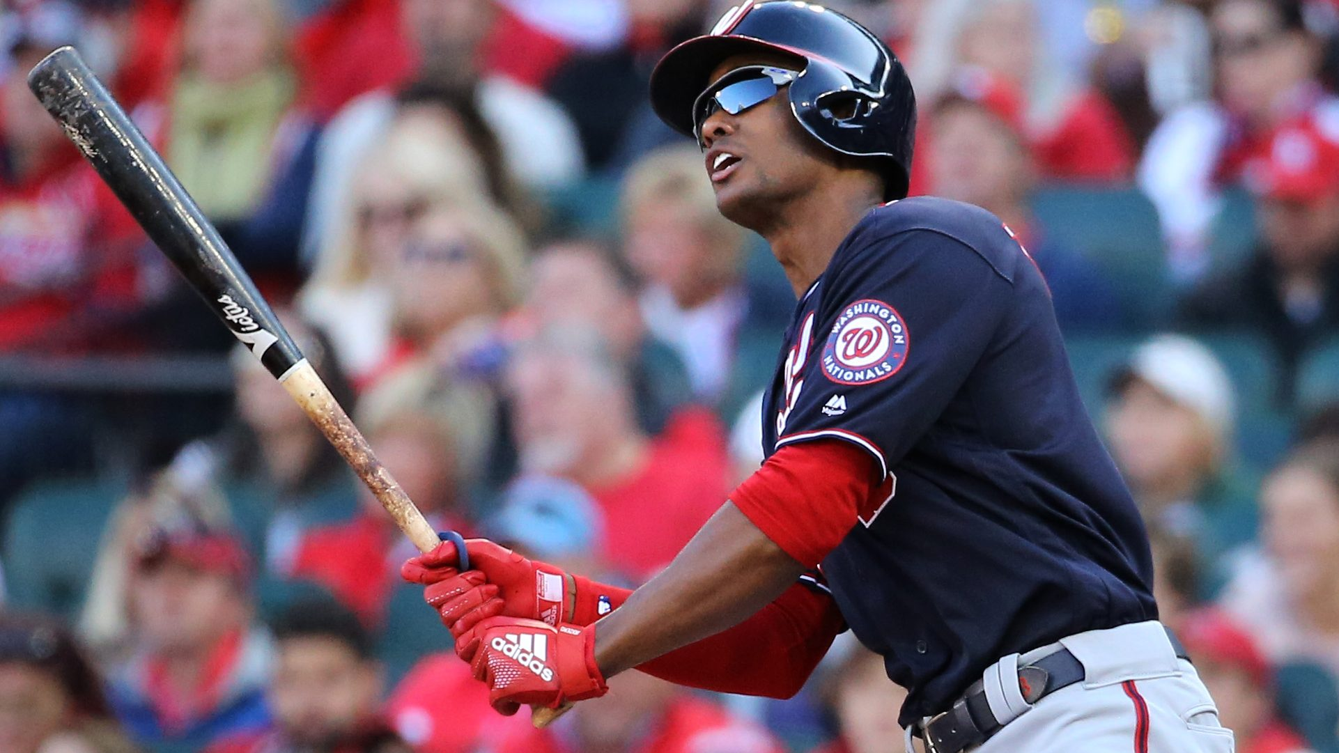 Michael A. Taylor avoids arbitration with Nationals thanks to one-year, $3.325 million deal