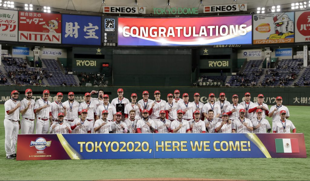Olympic baseball qualifiers
