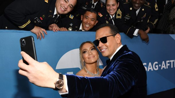 A-Rod and J-Lo
