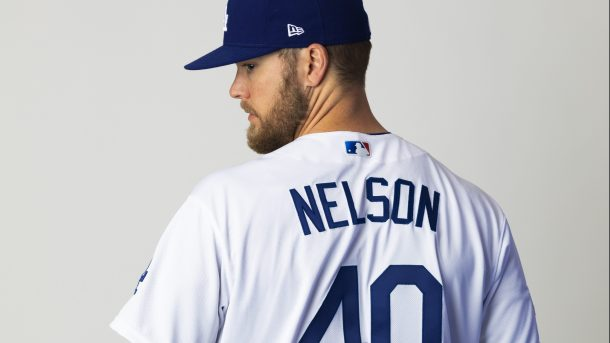 Dodgers shut down nelson