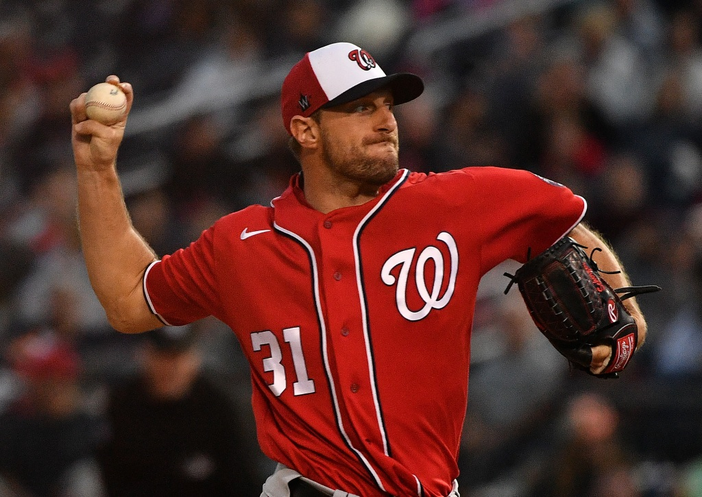 Max Scherzer: 'There's no reason to engage with MLB in any further compensation reductions'