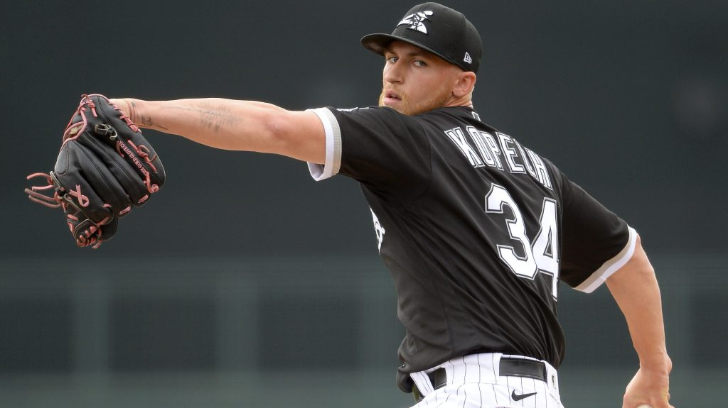Kopech has opted out