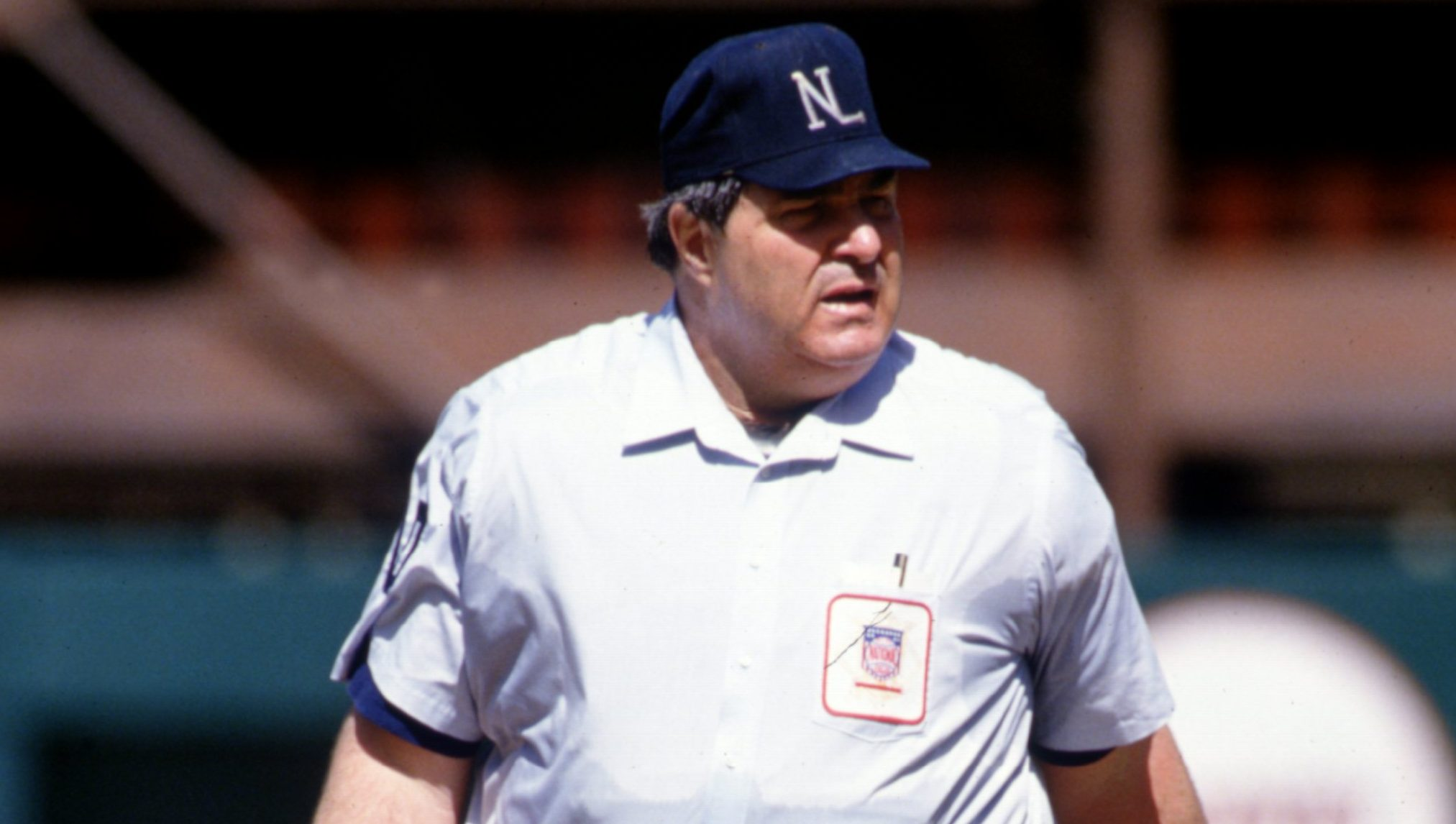 Today in Baseball History: Umpire John McSherry dies after collapsing on the field