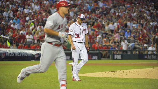 Mike Trout, Max Scherzer