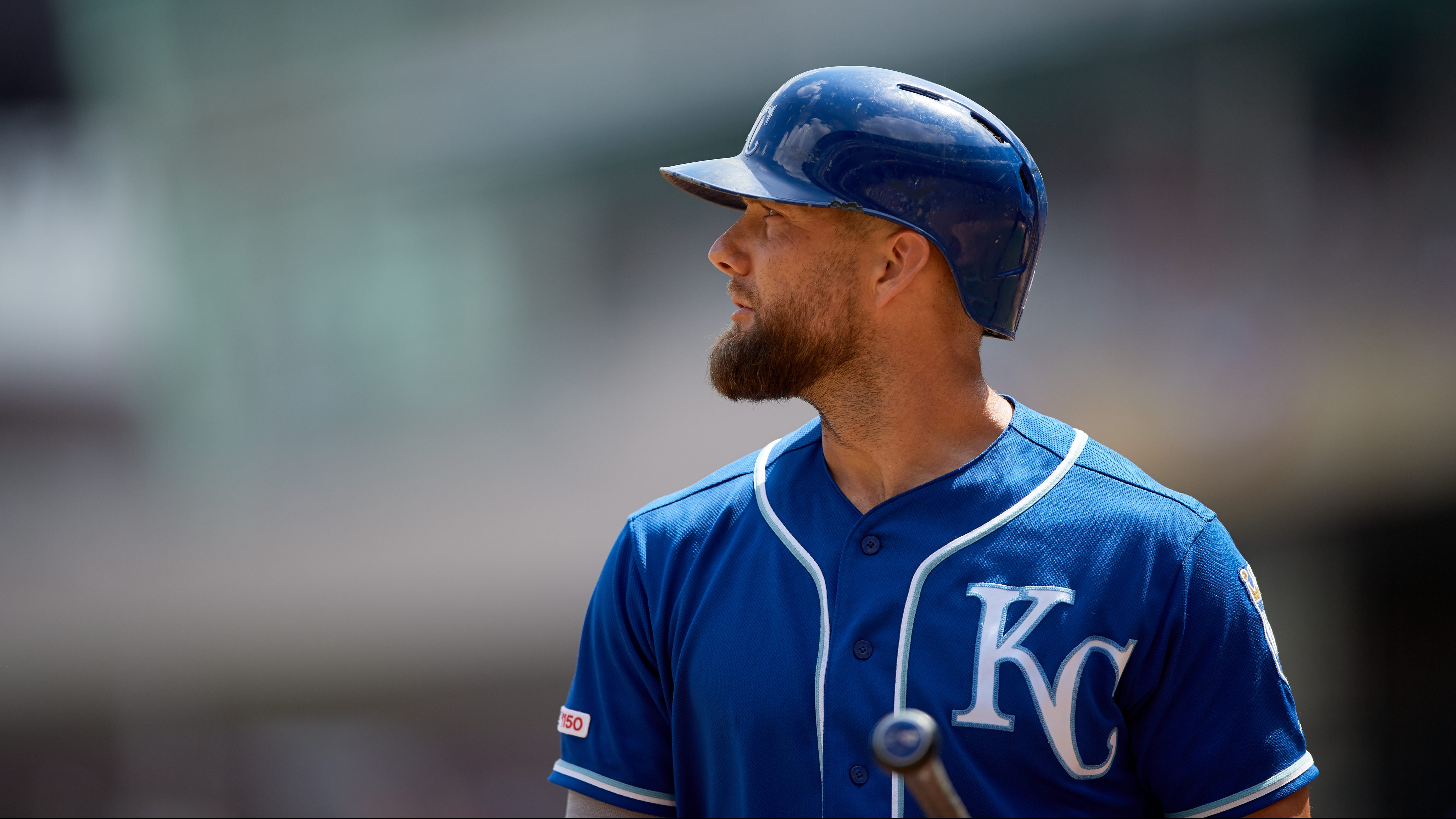 Alex Gordon: 'I feel like I still want to play at least a few more years.'