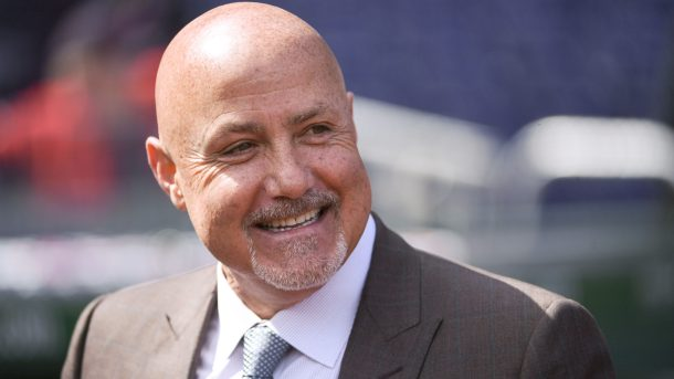Mike Rizzo Rob Manfred