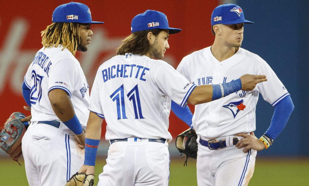 Blue Jays roster and schedule