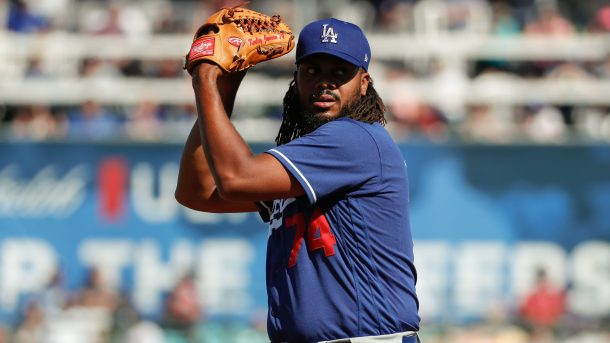 Kenley Jansen Dodgers camp