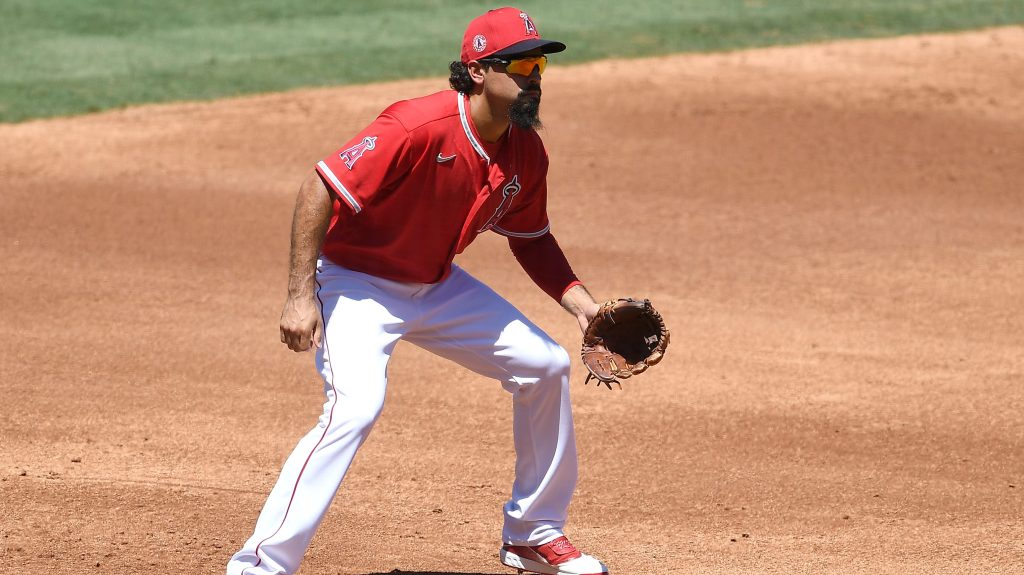 Anthony Rendon dealing with oblique injury