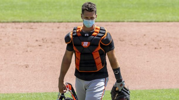 Buster Posey has opted out