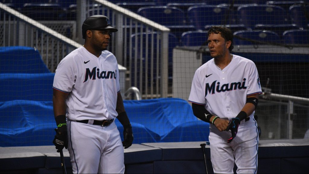 Marlins roster and schedule
