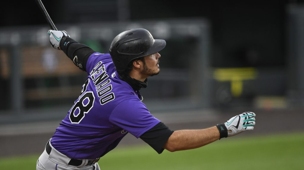 Rockies roster and schedule