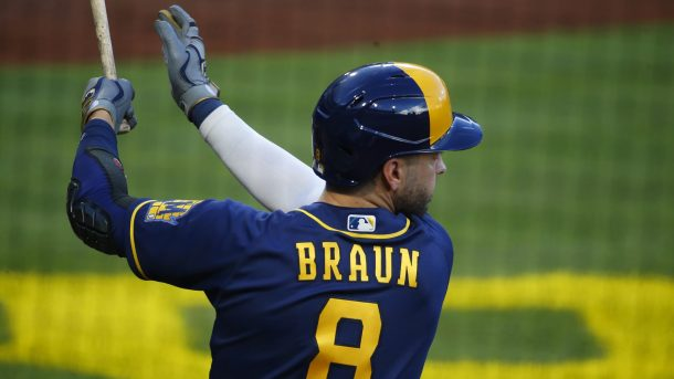 Ryan Braun infected finger