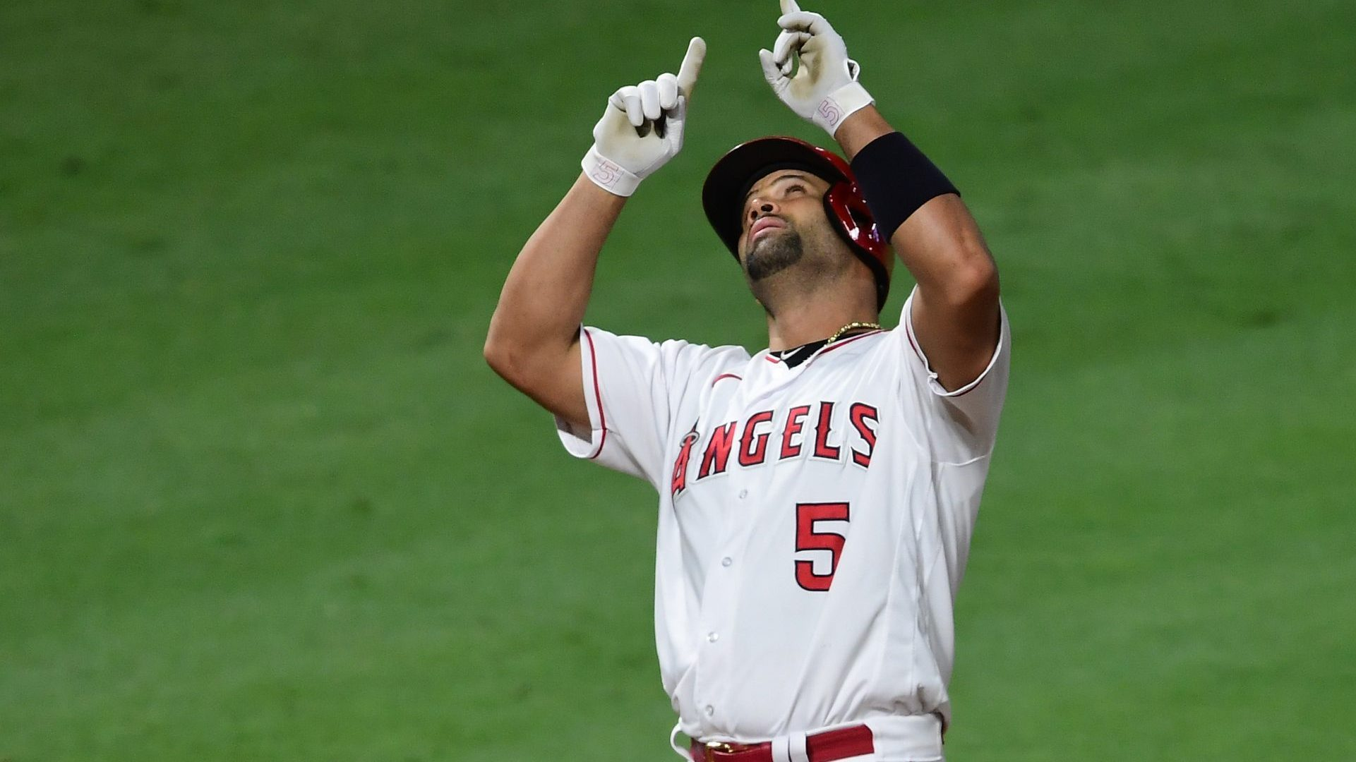 Pujols says he'll decide future after season with Angels