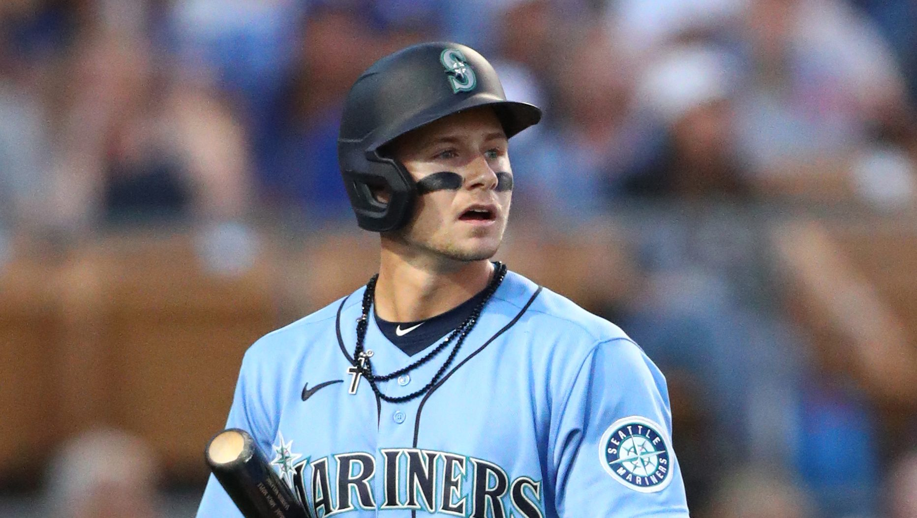 Jared Kelenic, agent express frustration with Mariners