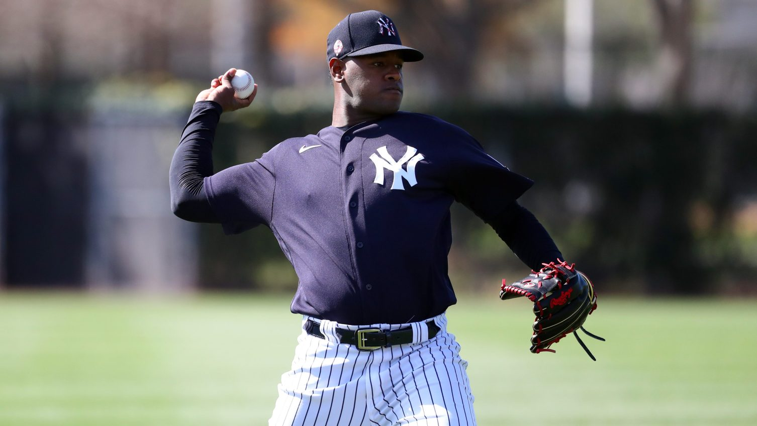 Former ace Severino rejoins Yankees after out nearly two years