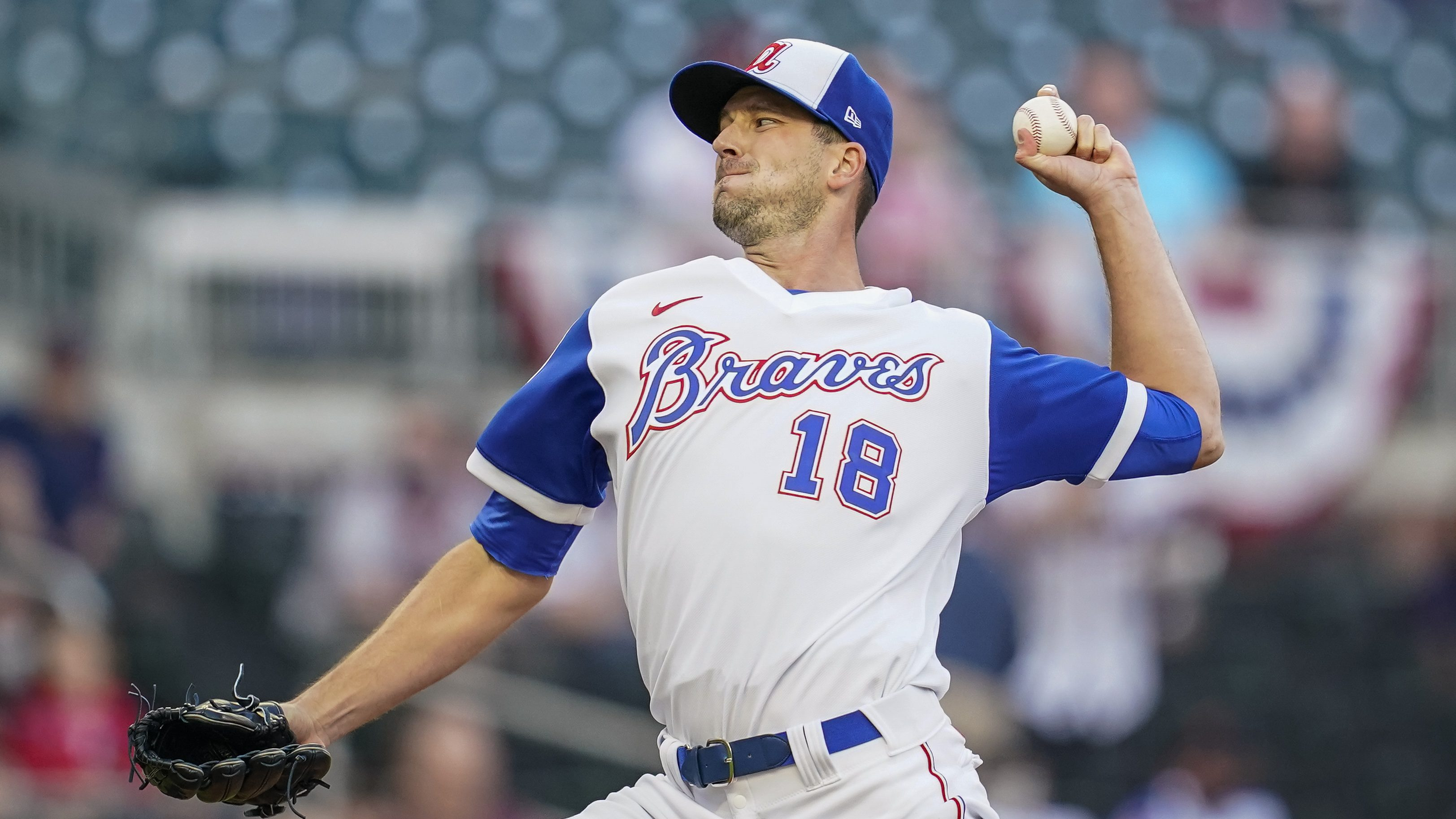 Braves scratch Drew Smyly, add to 10-day IL with forearm pain - MLB | NBC  Sports