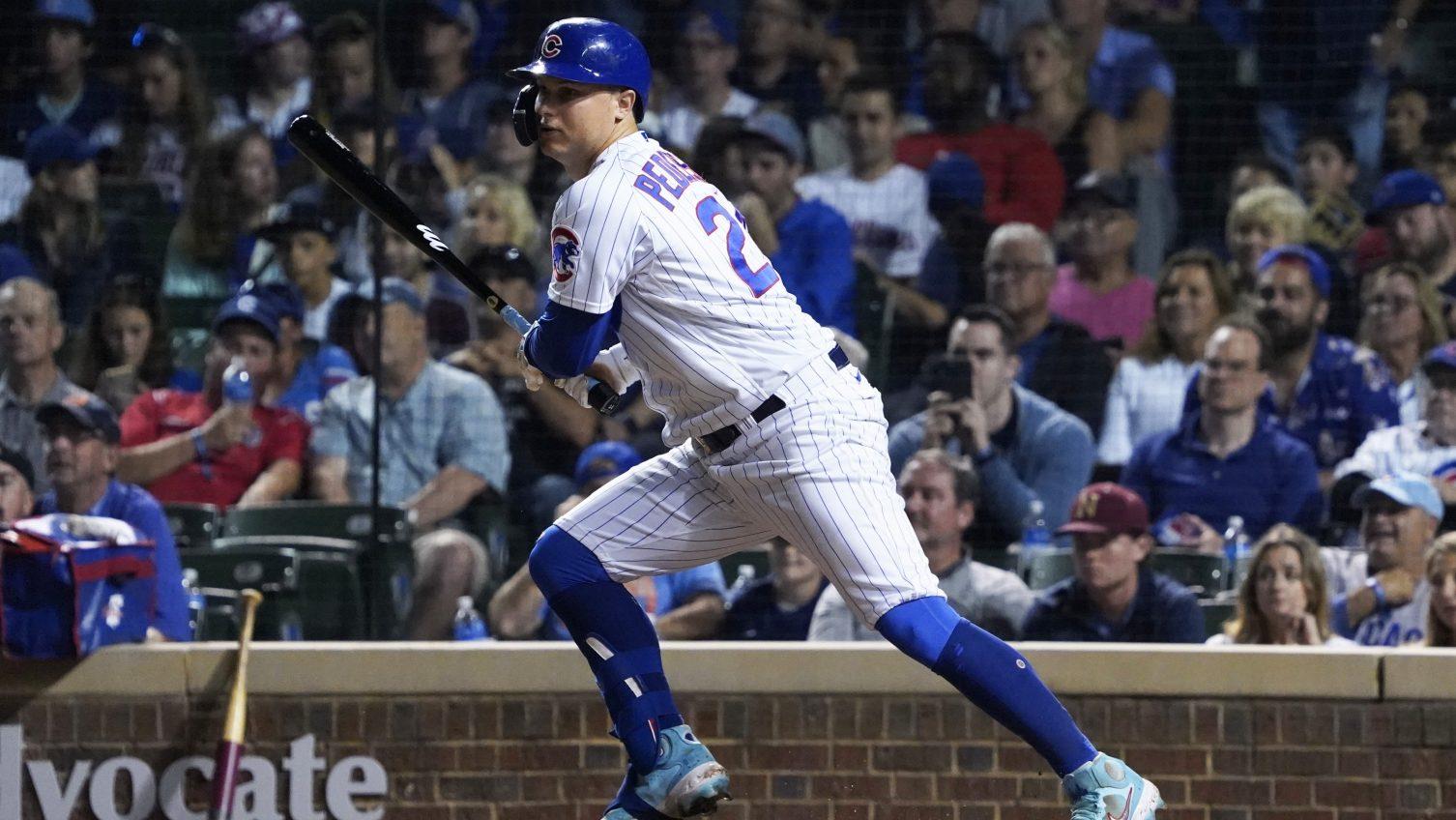 Braves acquire OF Joc Pederson in trade with Cubs