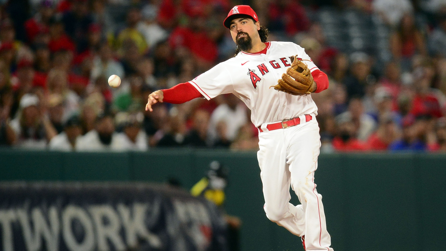 Angels 3B Rendon on IL for third time this year