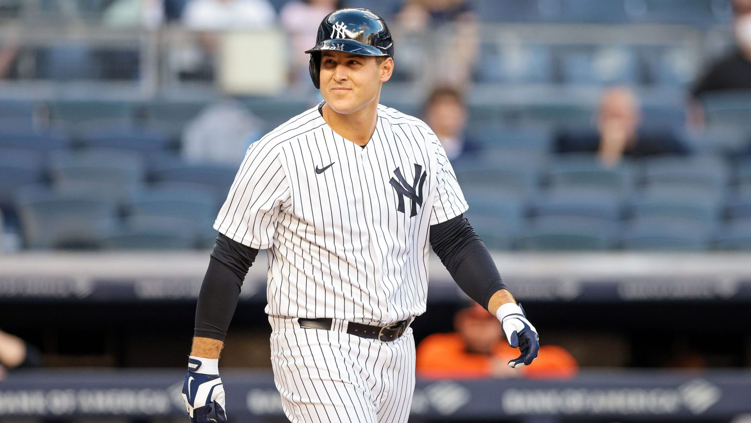 Yankees COVID-19 outbreak continues as Anthony Rizzo tests positive