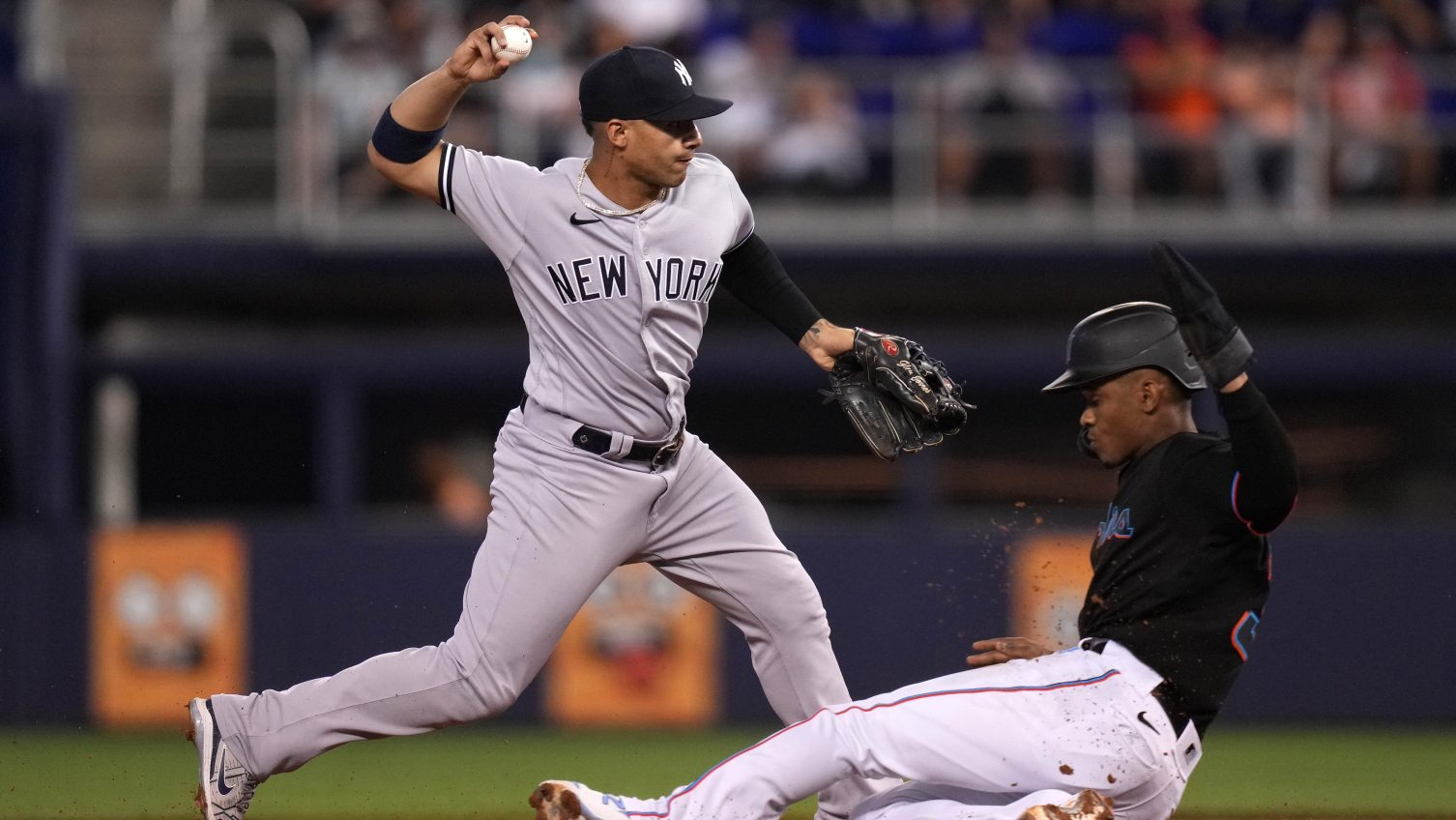 Yankees move Gleyber Torres from shortstop to second base