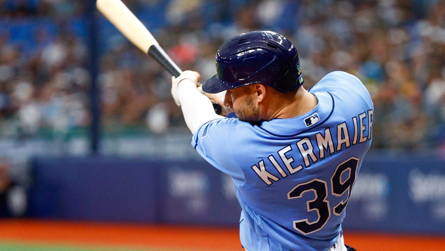 Rays place Kevin Kiermaier on COVID-19 related IL